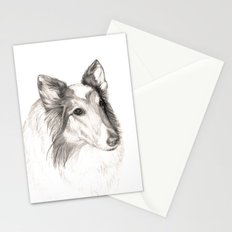Remembering Maggie :: A Tribute to a Collie Stationery Cards