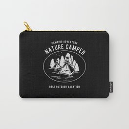 camping adventure nature camper Carry-All Pouch