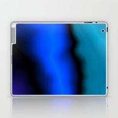 Blue Tide Laptop & iPad Skin