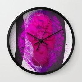 admiration womb Wall Clock