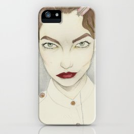 Karlie Kloss iPhone Case
