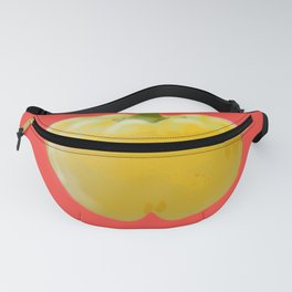 Yellow bell pepper Fanny Pack