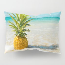 Pineapple Beach Pillow Sham