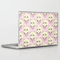 meow Laptop & iPad Skins featuring Meow by lOll3