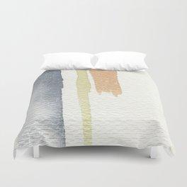 tri-color Duvet Cover