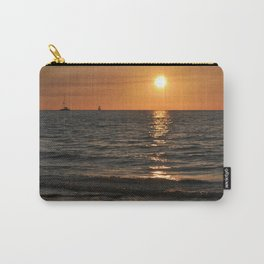 SUMMER SUNSET feeling - Baltic Sea Carry-All Pouch