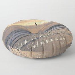Heavens Rejoice Floor Pillow