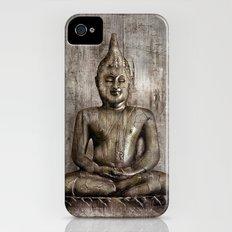 Klassischer Budda Slim Case iPhone (4, 4s)