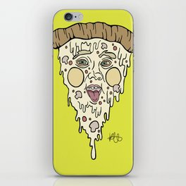 Pizza Face, Saywhhhhaaaaa? iPhone Skin
