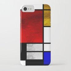 Luxury Mondrian Slim Case iPhone 7