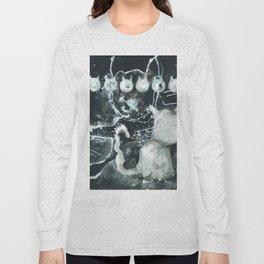 Happy Lucky Cat Long Sleeve T-shirt