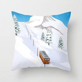 Zermatt Throw Pillow