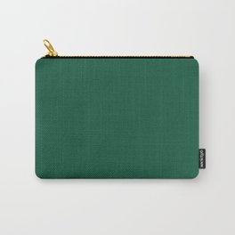 Simply Forest Green Carry-All Pouch