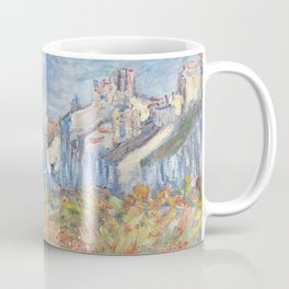 Les Tilleuls à Poissy by Claude Monet Coffee Mug