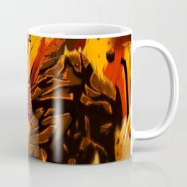 kyuubi angry Coffee Mug