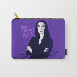 Don't torture yourself Carry-All Pouch