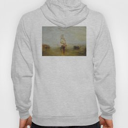 Joseph Mallord William Turner - The Sun of Venice Going to Sea Hoody
