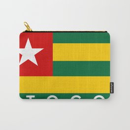 flag of Togo Carry-All Pouch