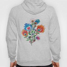 Folkart Bouquet Hoody