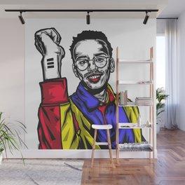 logic print Wall Mural