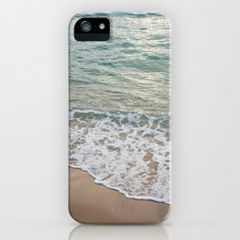 Gloomy and Peaceful Sunset 3 iPhone Case