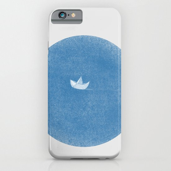 into the sea iPhone & iPod Case