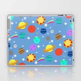 planets and stars Laptop & iPad Skin