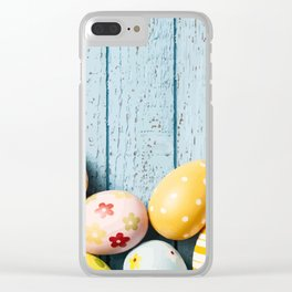 Easter is nearby Clear iPhone Case