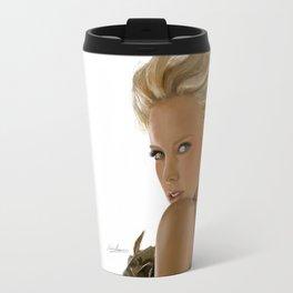 Charlize Theron Travel Mug