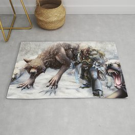Richter Blood Bain Rug