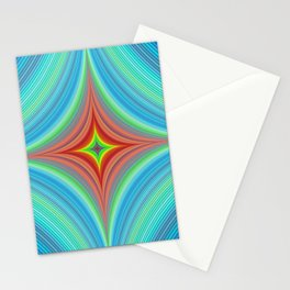 Happy abyss Stationery Cards
