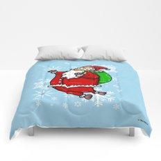 Santa Claus Sbirù Comforters