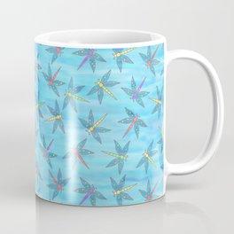 Sweet Dragonfly Skies Coffee Mug