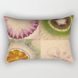 Carpincho Wraith Flower  ID:16165-041255-38370 Rectangular Pillow