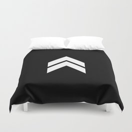 Corporal Duvet Cover
