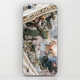 Royal ceilings iPhone Skin