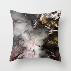 Nadir Throw Pillow