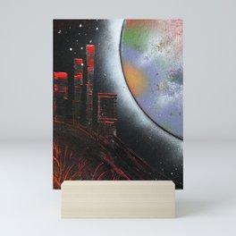 Moonrise part 2 Mini Art Print