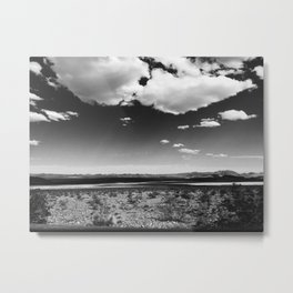 Ultralight beam Metal Print