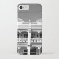 melbourne iPhone & iPod Cases featuring Melbourne by Hannah