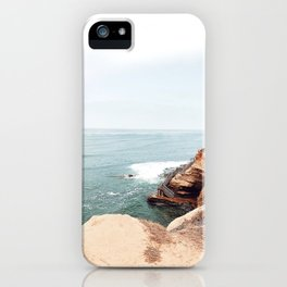 Cliffside Stairs iPhone Case