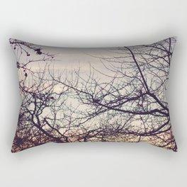 Fight for Light Rectangular Pillow