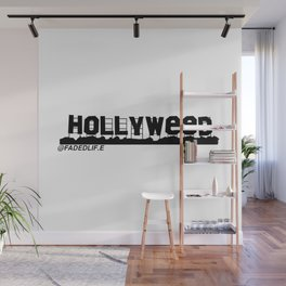 HOLLYWEED Wall Mural