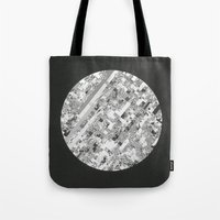 techno Tote Bags featuring Techno Morning. by RJ Creative