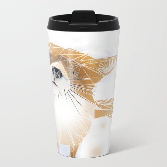 F.O.X Metal Travel Mug