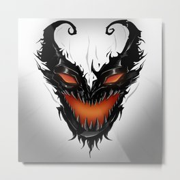 Antivenom Metal Print