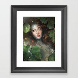Shallows Framed Art Print