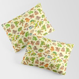 Tree frog Pillow Sham