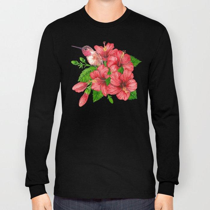 Tropical bouquet Long Sleeve T-shirt