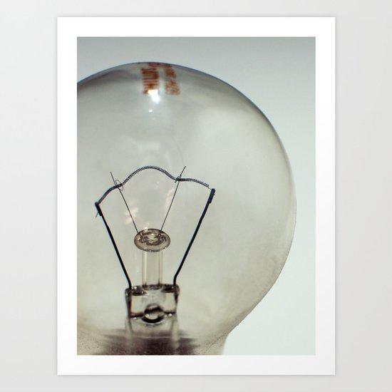 filamental, my dear watson... Art Print
